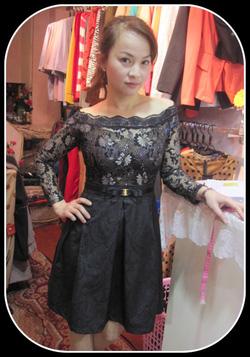 Ảnh số 77: Váy ren - Giá: 485.000