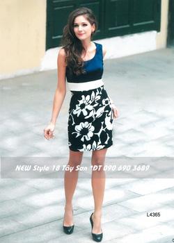 Ảnh số 10: Váy Beauty mark L4365 - Giá: 1.700.000