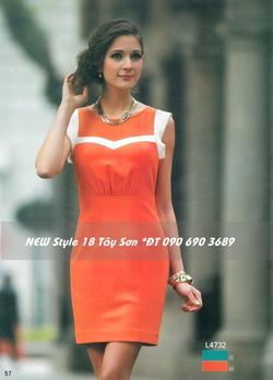 Ảnh số 7: Váy Beauty mark L4732 - Giá: 1.700.000