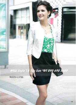Ảnh số 5: Váy Beauty mark L3795 - Giá: 1.900.000