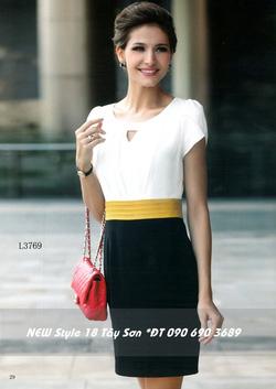 Ảnh số 3: Váy Beauty mark L3769 - Giá: 1.550.000