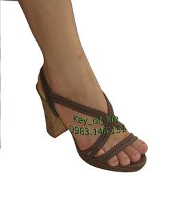 Ảnh số 57: Sandals xuất Anh - Giá: 360.000