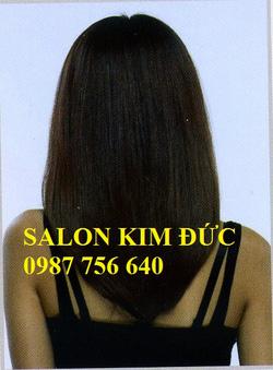 Ảnh số 6: tóc ép - Giá: 650.000