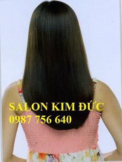 Ảnh số 7: tóc ép - Giá: 650.000