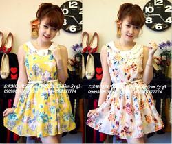 Ảnh số 54: Váy Hoa - Giá: 170.000