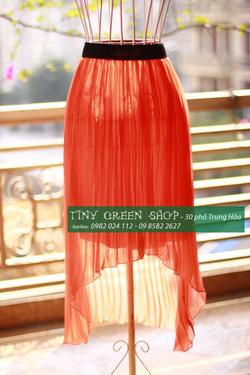 Ảnh số 71: Váy mullet dập - Giá: 180.000