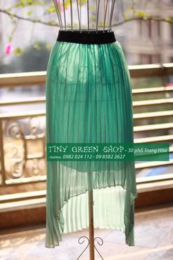 Ảnh số 72: Váy mullet dập - Giá: 180.000
