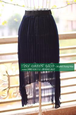 Ảnh số 74: Váy mullet dập - Giá: 180.000