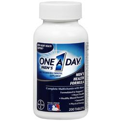 Ảnh số 6: One A Day® Men\\\s Health Formula. Lọ 200 viên - Giá: 550.000
