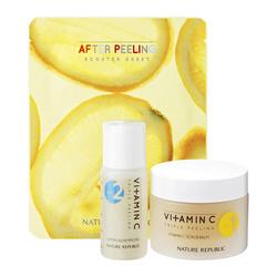 Ảnh số 60: Vitamin C triple peeling kit - Giá: 420.000