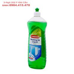 Ảnh số 13: Nước rửa b&aacutet LUNESSA Hương T&aacuteo 1lit: - Giá: 60.000