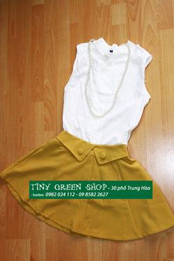 Ảnh số 98: Set áo váy - Giá: 300.000