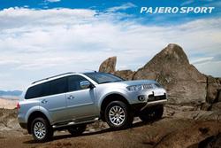 Ảnh số 10: Pajero Sport máy xăng - Giá: 993.000.000