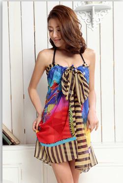 Ảnh số 2: Khăn sarong - Giá: 90.000