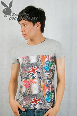 Ảnh số 23: áo phông - Giá: 130.000