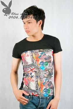 Ảnh số 29: áo phông - Giá: 130.000