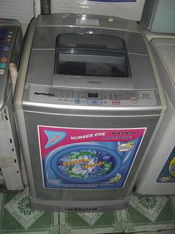 Ảnh số 6: máy giặt HITACHI 12KG - Giá: 4.000.000