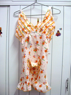 Ảnh số 15: bộ đồ ngắn vải kate (đã bán) - Giá: 55.000