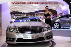 Ảnh số 3: Mercedes E300 - Giá: 2.827.000.000