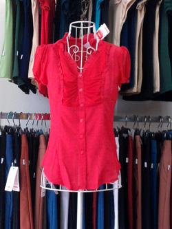 Ảnh số 8: áo sơ mi uni hạ giá - Giá: 120.000