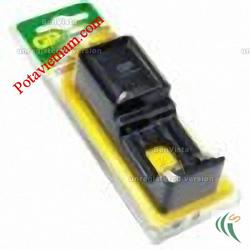 Ảnh số 15: Bộ, máy điện sạc pin thông dụng, sạc pin chậm 12h, 2 khay sạc pin, không kèm pin sạc AA/pin sạc AAA, Sạc pin GP PB330GSC-2SW1 - Giá: 190.000