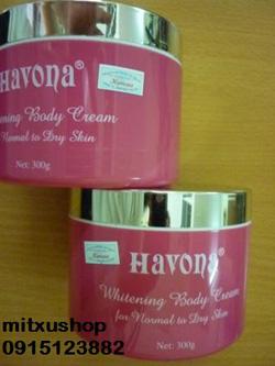 Ảnh số 65: Hanova Whitening Body Cream 300g - Giá: 200.000