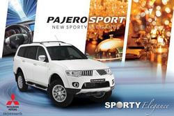 Ảnh số 9: Pajero Sport máy dầu - Giá: 877.000.000
