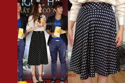 Ảnh số 52: ♥chân váy cạp cao hồ ngọc hà nhé tôn dáng :X , kết hợp với áo somi mặc lên xinh lắm ạ ♥340k ♥S,M - Giá: 340.000