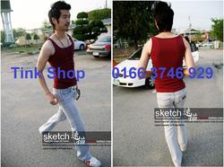 Ảnh số 14: Áo Ba lỗ cổ chữ nhật- new 20i2 Mng Stick(Design by Korea) - Giá: 85.000