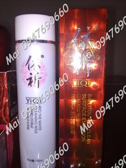 Ảnh số 30: Bộ kem trắng da face YIQI 2012 - Giá: 760.000