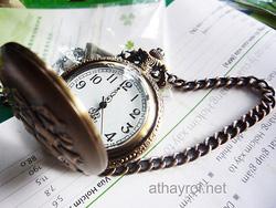 Ảnh số 4: Dây chuyền đồng hồ 04 - Giá: 120.000