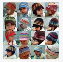 Ảnh số 53: Mũ móc trẻ em - Giá: 1.000