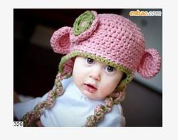 Ảnh số 54: Mũ móc trẻ em - Giá: 1.000
