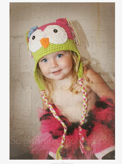 Ảnh số 55: Mũ móc trẻ em - Giá: 1.000