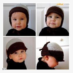 Ảnh số 78: Mũ móc trẻ em - Giá: 1.000
