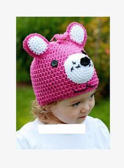 Ảnh số 93: Mũ móc trẻ em - Giá: 1.000