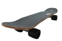 Ảnh số 58: Ván trượt nhám đen 003 bánh Dunlop - Giá: 550.000