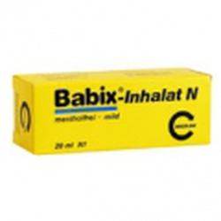 Ảnh số 27: Dầu bôi cảm cúm BABIX-INHALAT - Giá: 250.000