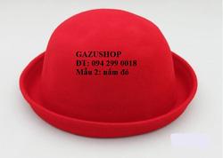 Ảnh số 29: mũ nấm đỏ tươi - Giá: 160.000