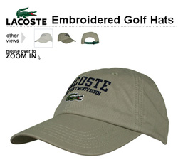 Ảnh số 35: N20 Lacoste Embroidered Golf Hats size one - Giá: 800.000