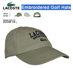 Ảnh số 36: N20 Lacoste Embroidered Golf Hats size one - Giá: 800.000