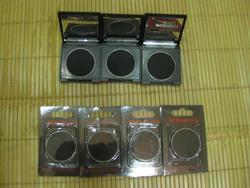 Ảnh số 80: Phấn mắt đen Nhật Bản Red and Black - Giá: 130.000