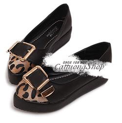 Ảnh số 57: Giày cao gót SL mũi nhọn - Giá: 240.000