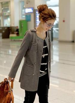 Ảnh số 9: áo khoác mùa đông - Giá: 420.000