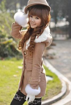 Ảnh số 29: áo khoác mùa đông - Giá: 470.000