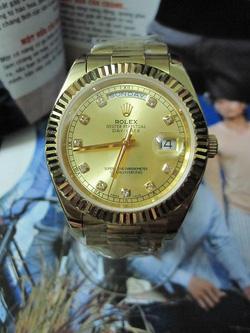 Ảnh số 28: Rolex 3kim mặt to cao cấp - Giá: 1.800.000