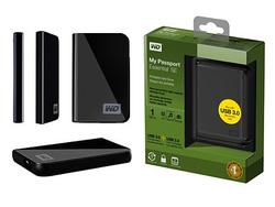 Ảnh số 2: ổ cứng di động western 500g - Giá: 1.800.000