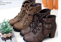 Ảnh số 13: giầy boots hàn quốc - Giá: 770.000