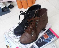 Ảnh số 17: giầy boots hàn quốc - Giá: 770.000