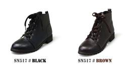 Ảnh số 25: giầy boots hàn quốc - Giá: 730.000